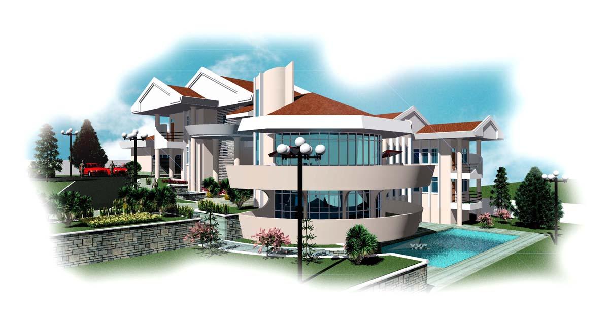 houses in ghana | ghana house plans