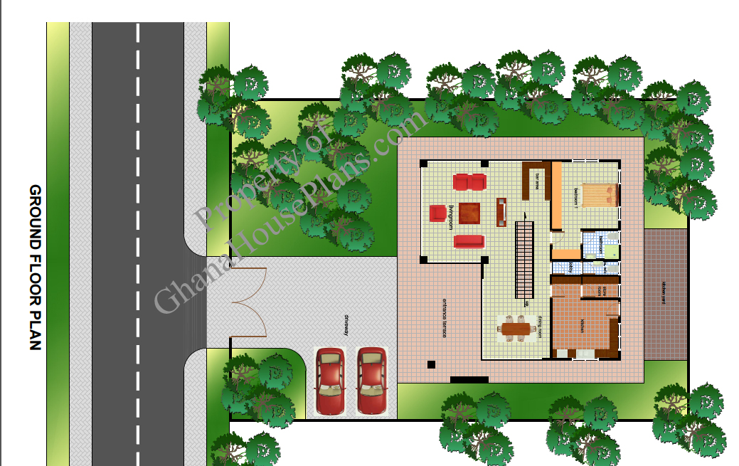 Tulip House Plan $2,597