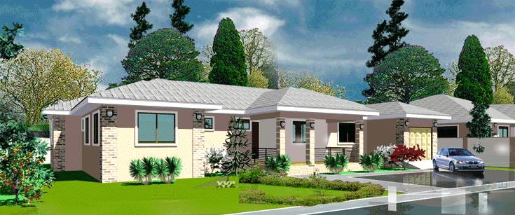 Ghana house plans odenihu house plan for Ghana house plans