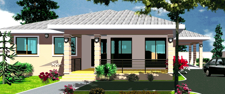 Zip Line Home Plans on krakye house ghana plan