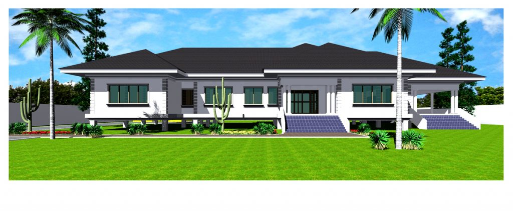 Blueprint homes for ghana liberia nigeria and all african countries amega house plan amega house plan malvernweather Gallery