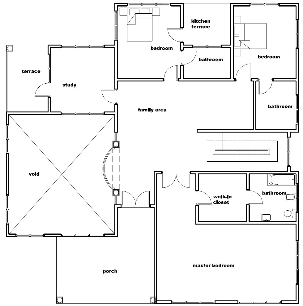 House Plans With Pictures For Ghana, Senegal, Liberia, Africa