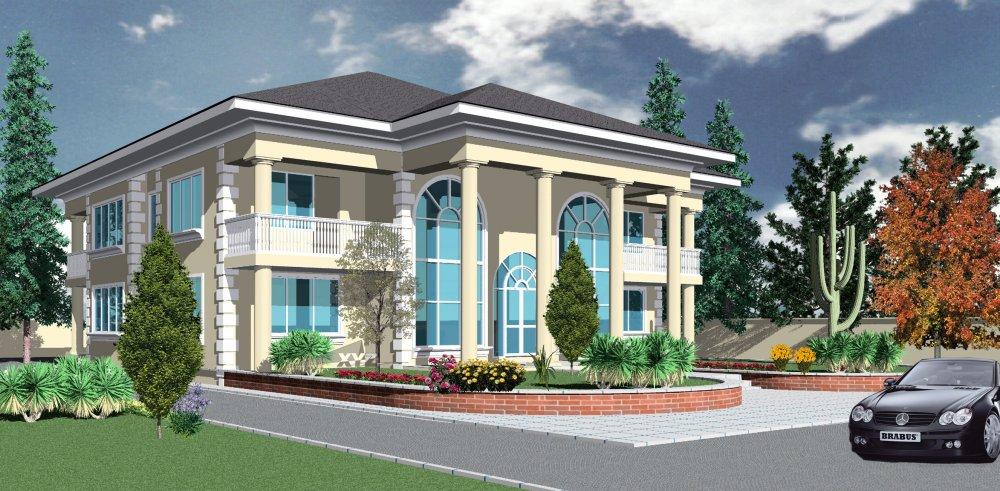 Superior Yaa Naa Ghana House Plans YAANAA