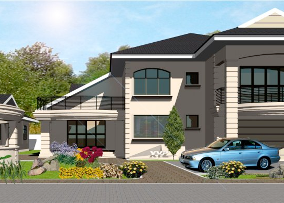 5 bedroom house plans for ghana liberia sierra leone more for Purchase house plans