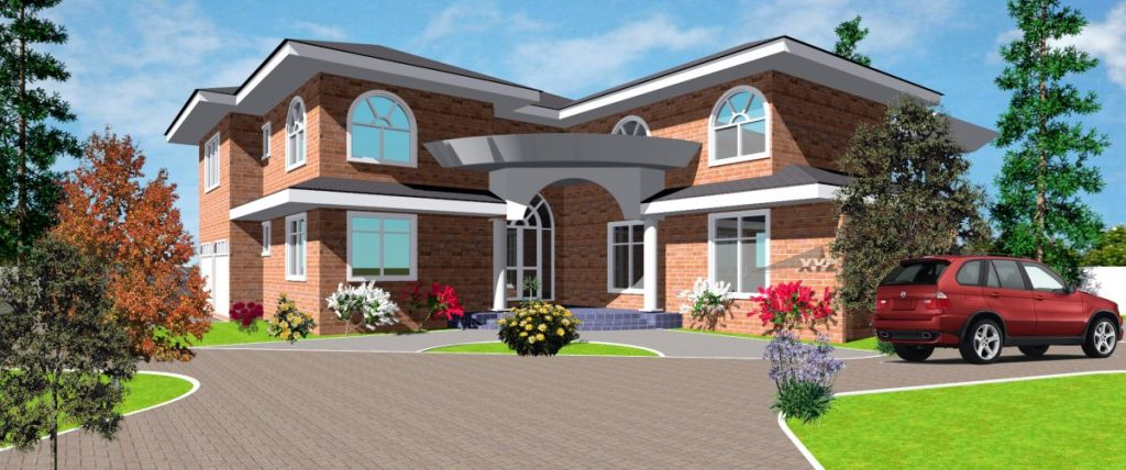 Building floor plans by ghana house plan for all africa for House plans in ghana