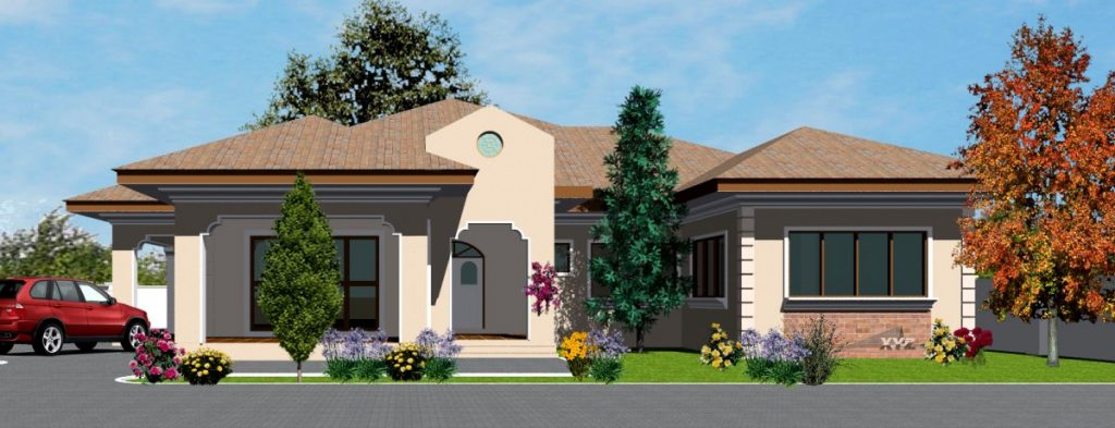 Design your own house example home plans for all africa for Ghana house designs