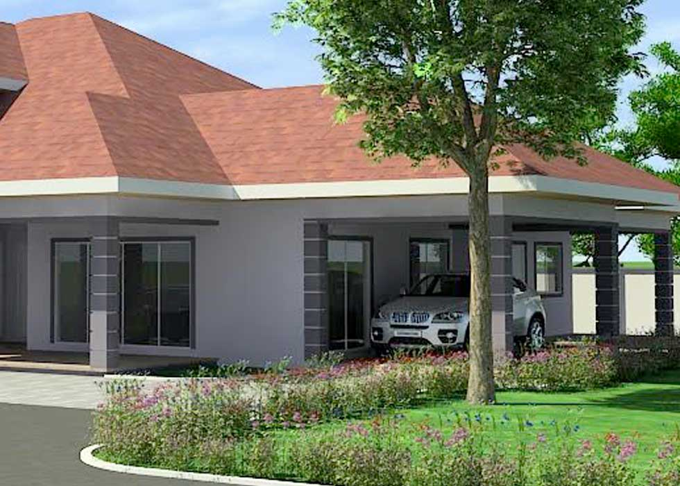 Building Plans for Sale | 4 Beds, 4 Baths House Plan for All Africa on african house plans and designs, pinoy house designs, small house floor plans and designs, 4-bedroom bungalow house designs, nigerian skirts and blouses african designs,