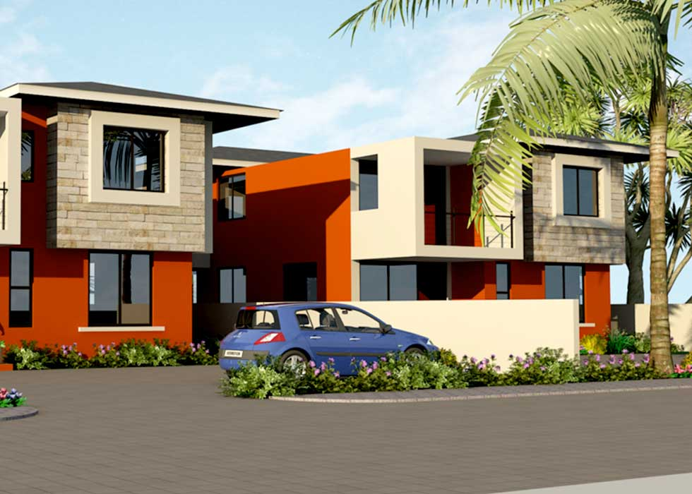 Ghana House Plans | Ghana Architects