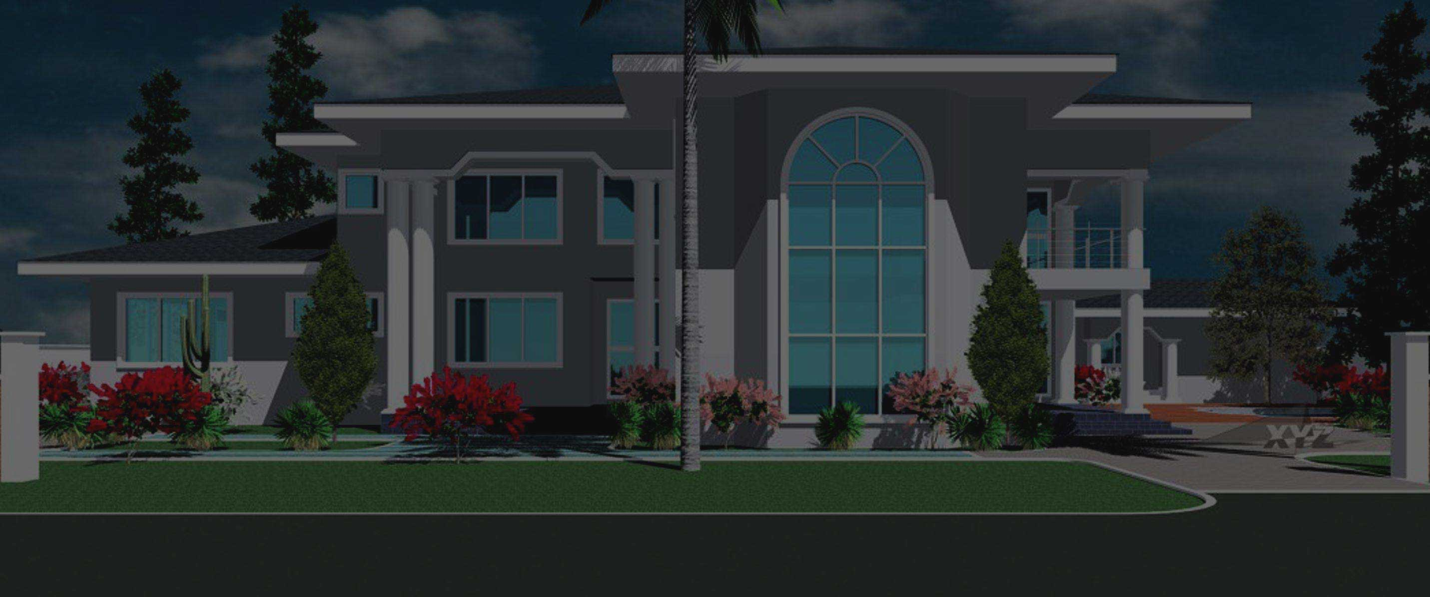 Four Bedroom House Floor Plans Ghana House Plans Africa House Plans Ghana Architects