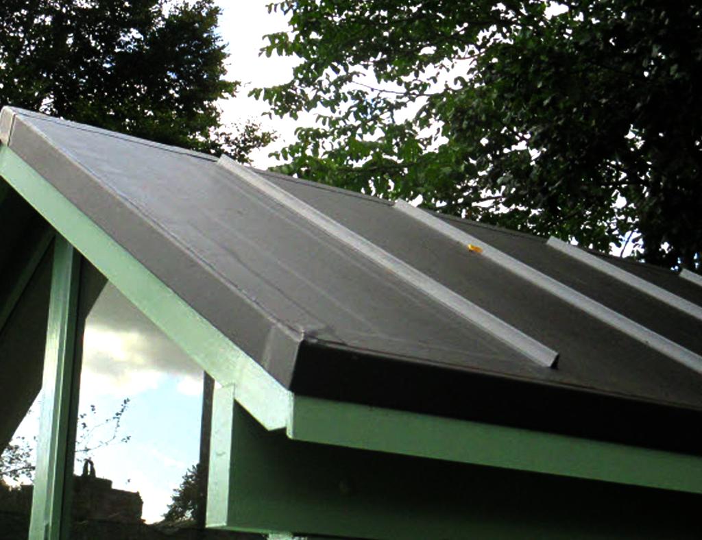 Rubber Roofing Ghana