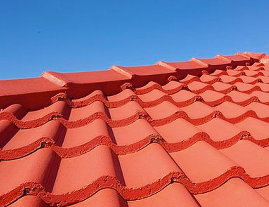 ghana clay tile roofing