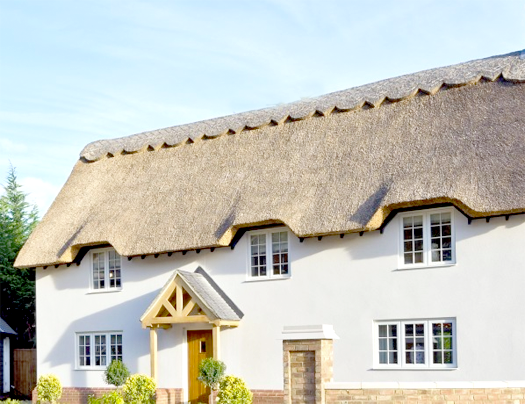 thatch roofing Ghana