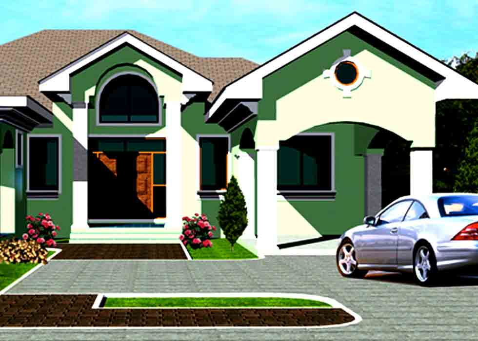 Architectural Design House Plans for All African Countries