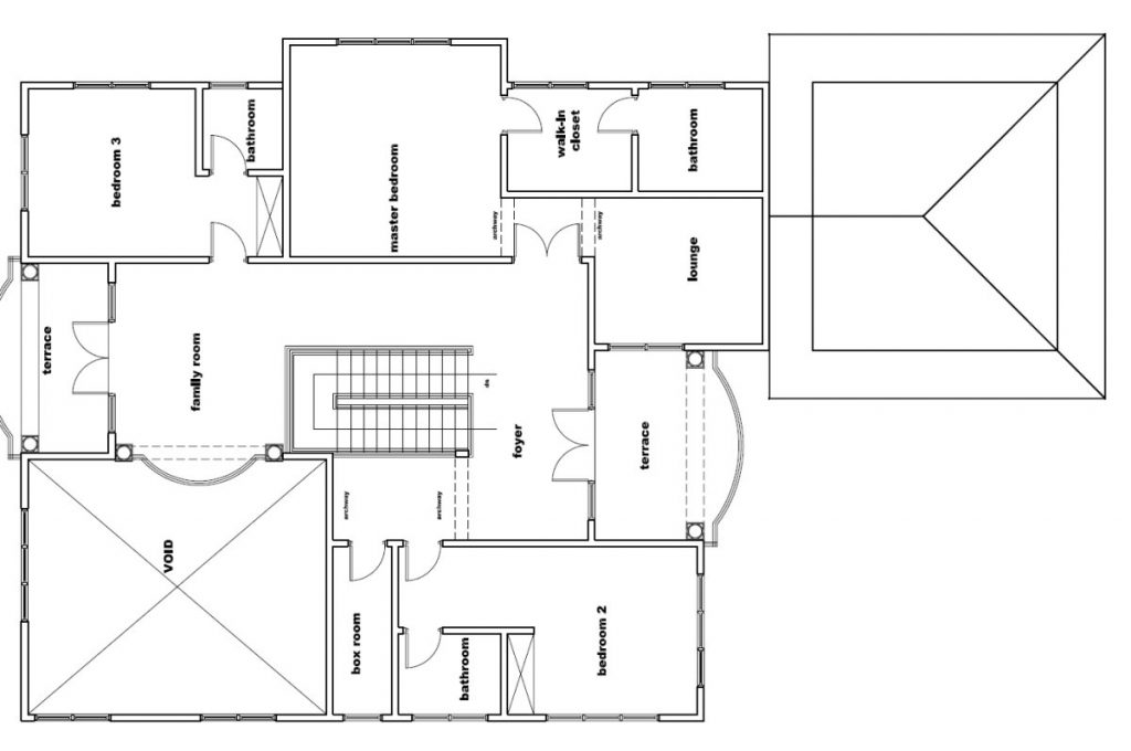 House design for uganda niger cameroon and cote d 39 ivoire for Building plans in ghana