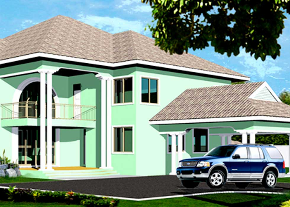 South Africa House Plans