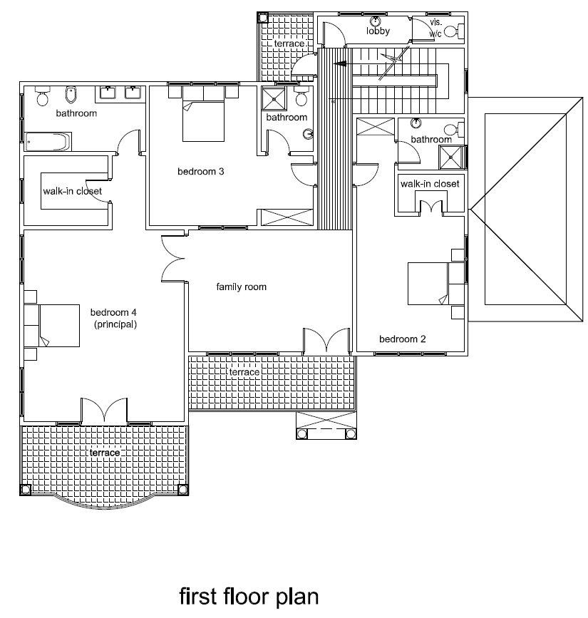 Luxury House Plans For Ghana, Nigeria, Zimbabwe