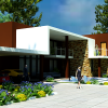 Nii Kwei 5 bedroom house plan for ghana and africa