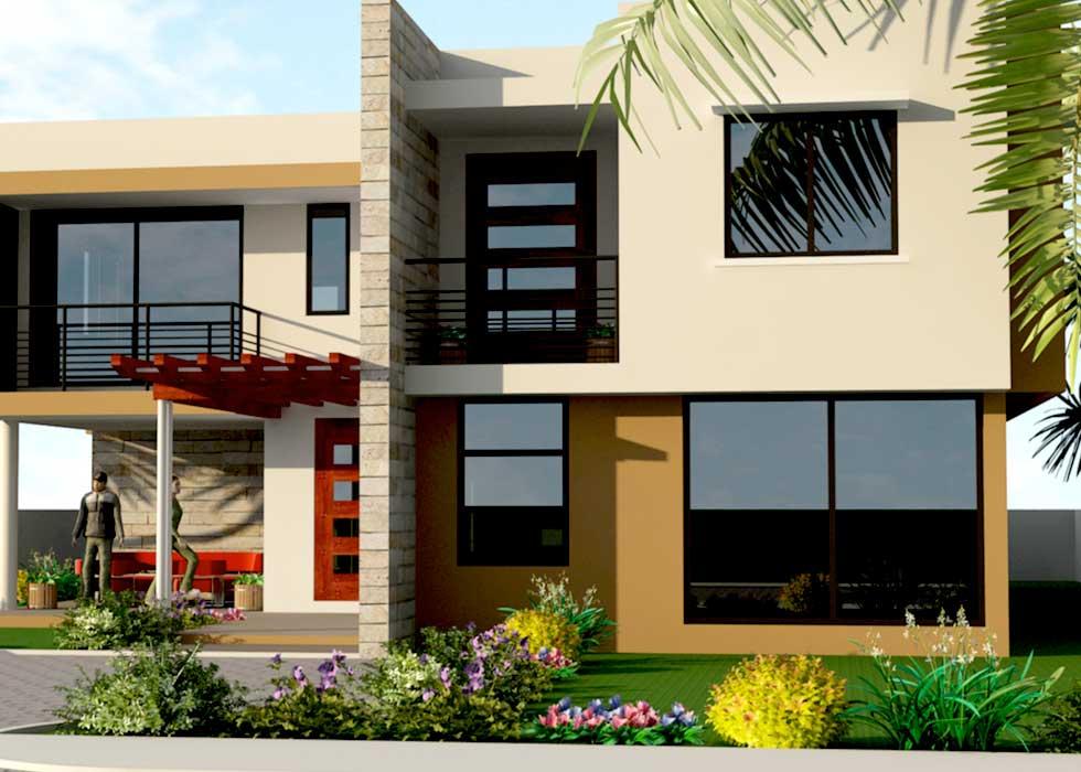 Ghana House Plans | Ghana Architects