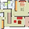 ultra modern house plans first floor house plan