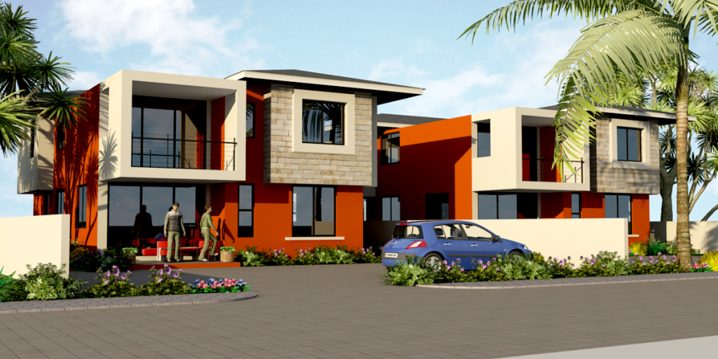 Ultra Modern House Plans - Ghana House Plans