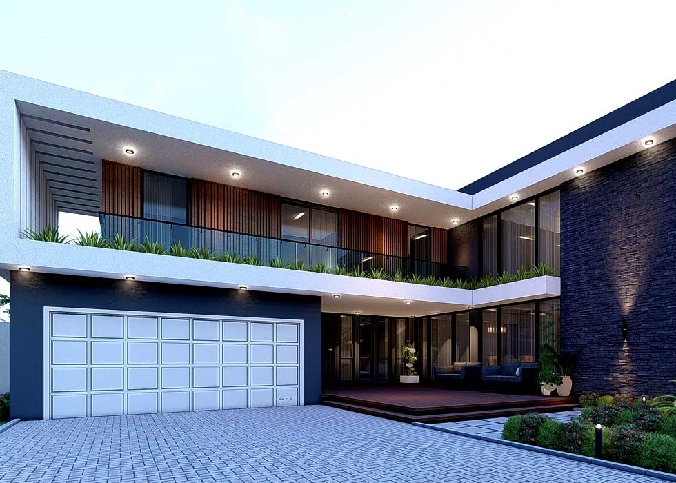 ghana house plan lumoh