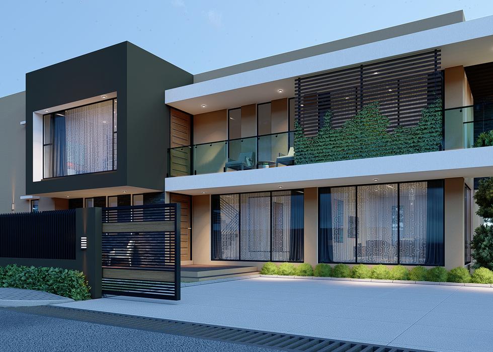ghana house plan sharon view 1
