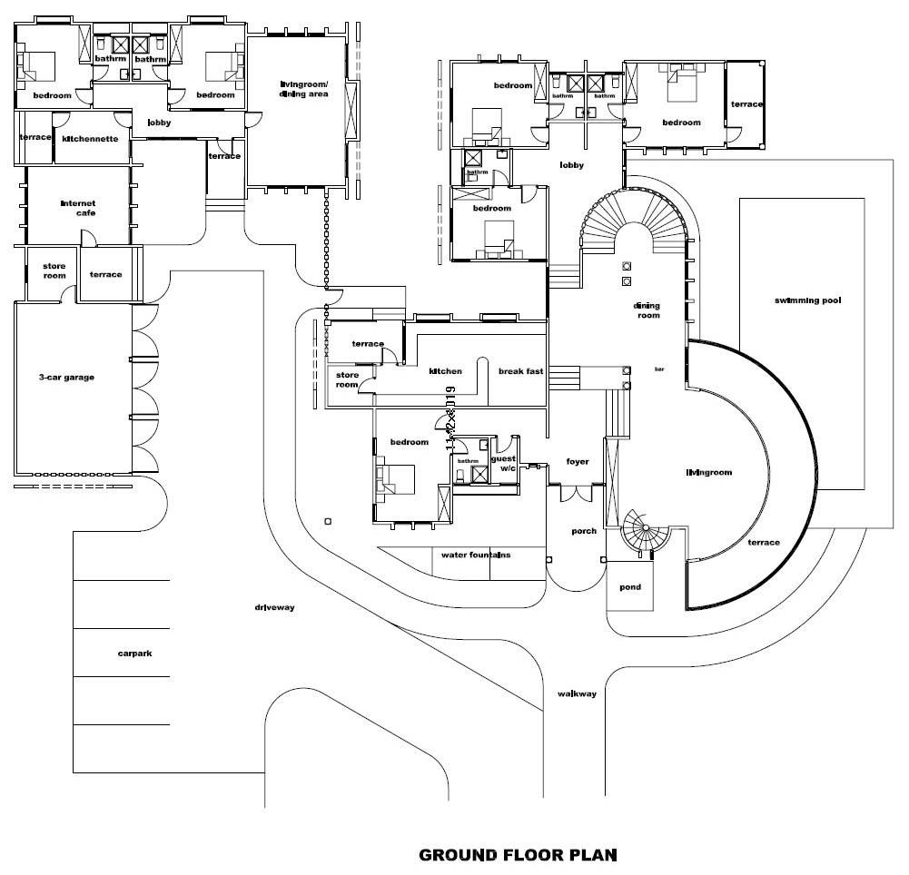 Buckingham Palace Floor Plans Find House Plans